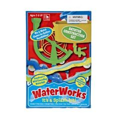 Reeve and Jones Water Works - Where's My Water Game