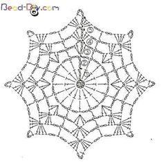 Crochet web