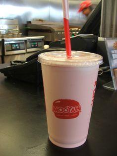 #Milkshakes can always brighten your day! #MOOYAH