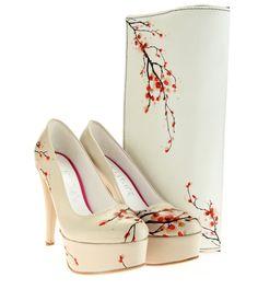 bb23d745710e0 vente privée chaussures goby Bazarchic Painted Shoes