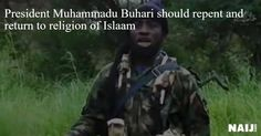 8 Chilling Messages From Abubakar Shekau's New Video - Naij.com - Politics - Nigeria