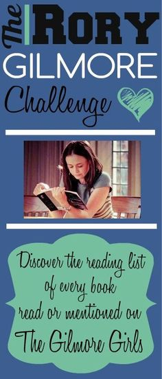 The Rory Gilmore Book Challenge | Blogs-Of-A-Bookaholic