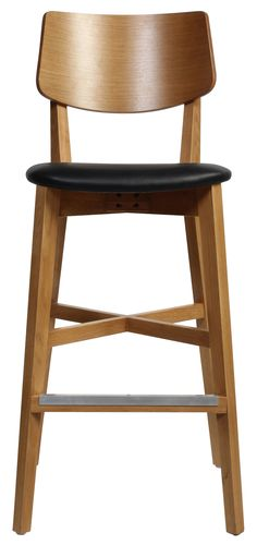 Commercial Furniture, Bar Stools, Solid Wood, Upholstery, Indoor, Chair, Phoenix, Range, Design