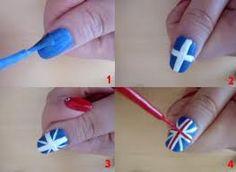 Le drapeau du Royaume-Uni (Union -Jack)
