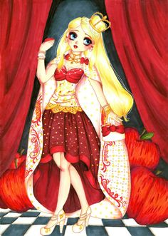 Apple White from Ever After High by MessiahDeath.deviantart.com on @DeviantArt