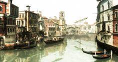 Canal Grande (Venezia) Grand Canal (Venice) Assassin's creed II