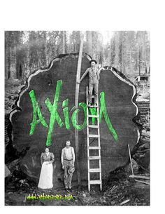 Sean Kanada - A small part of a HUGE design/art project i did for the band Axiom. @2014 public release.