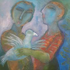 Oil on canvas by jan Vermeiren. #artvermeiren #janvermeiren #artlovers #artoftheday #artlovers #capetown #contemporary #ContemporaryArt #contemporaryartist #capetownartist #artcollection #artcollecting #modernart #figurativeart #figurativepainting #pastel #fineart