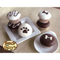 dog cupcakes. NOTE: this is for a dog, not for human consumption. So please do not make the mistake of eating this cupcake, it's not for you.