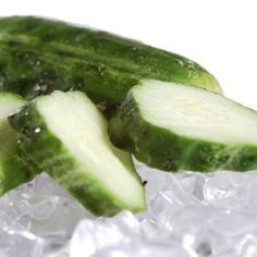 This is a guide about freezing cucumbers. If you have extra cucumbers this season, you don't need to let them go to waste. You can freeze them and use them later.