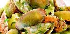 Receta de alcachofas guisadas con almejas Potato Salad, Potatoes, Ethnic Recipes, Food, Fruits And Vegetables, Healthy Food, Artichoke, Balanced Diet, Crock Pot