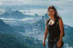 Só rolam cinco mulheres que praticam o esporte radical no Brasil. O Freak Market falou com três delas