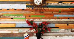 21 Super Cool Reclaimed Wood Craft DIY Ideas | DIY Projects  Want to add a distinctive appeal to your home while staying on a budget? These super cool reclaimed wood-craft DIY ideas will help you out.    image via allcreated  21 Super Cool Reclaimed Wood Craft DIY Ideas  DIY reclaimed wood crafts are really amazing projects not only because the wood is inexpensive and easy to find but also because wood is an earth-friendly material that is great for environment protection. If youve always…