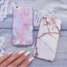 popular stone pattern Silicon marble iPhone case 5 / / 5 s 6 - BUYMA