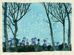 """""""Parade"""" by Jen Corace"""