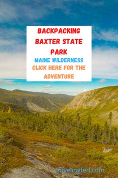 Extraordinary rugged adventure in this incredible Maine State Park backpacking to Chimney Pond. Baxter State Park, State Parks, Wilderness, Backpacking, Pond, Maine, Hiking, The Incredibles, Adventure