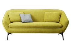 FLOW Fabric sofa by Team by Wellis design This Weber