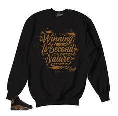 145b385dcfbd05 Jordan 13 Olive Sweater - Second Nature - Black
