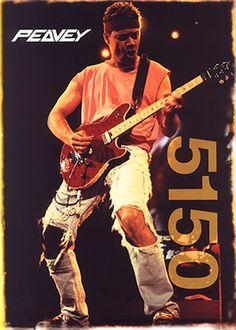Van Hagar, Best Guitarist, Greatest Rock Bands, Eddie Van Halen, Thing 1, Cool Guitar, Prince Charming, Rock N Roll, Superstar