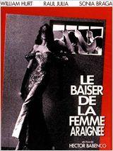 Le Baiser de la femme araignée  Hector Babenco 1985  William HURT brésilien