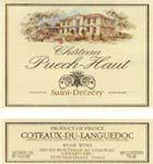 Chateau Puech-Haut Rose Cuvee Prestige Coteaux de Languedoc 2013 (750ML)