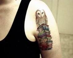 love the books for myself, however a wonderful harry potter tattoo for someone else.