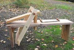 Creative and Modern Tips: Portable Woodworking Bench woodworking patterns free.Small Woodworking How To Make woodworking for beginners diy. Small Woodworking Projects, Woodworking Shows, Woodworking Logo, Woodworking Patterns, Woodworking Workbench, Woodworking Workshop, Woodworking Techniques, Woodworking Furniture, Fine Woodworking