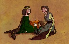 Valka and little Hiccup with Elinor and little Merida ^_^ ^.^ ♡ I give good credit to whoever made this Disney Pixar, Disney Au, Disney Dream, Cute Disney, Disney And Dreamworks, Disney Characters, Dreamworks Animation, Animation Film, Jack Frost
