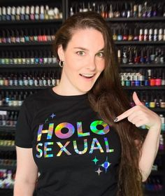 Holosexual Limited Edition Ladies Shirt