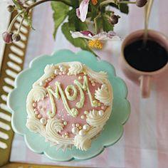 Mother's Day Cupcakes | MyRecipes.com