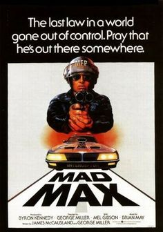 Mad Max Movie Poster - Internet Movie Poster Awards Gallery