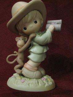 Life can be a jungle precious moments figurine Precious Moments Dolls 4900331c625b