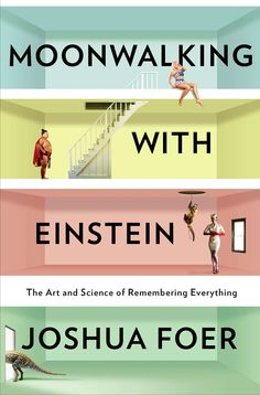 Moonwalking with Einstein: The Art and Science of Remembering Everything- I just finished this last night, I had a lot of fun reading it. Its full of facts not just on memory and mnemonics, but also a short history of books, neuroscience, oral traditions & the evolution of the US educational system.
