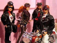Harley Davidson Barbie! Circa 1999/2000