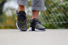 "Nike Air Presto QS ""Cargo Khaki"" (Tech Pack) - EU Kicks: Sneaker Magazine"