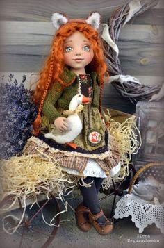 Коллекция кукольных фантазий