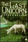 The Last Unicorn ~ A favorite of mine and my daughters <3 Love her soooo
