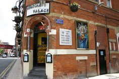 Affleck's Palace, Manchester
