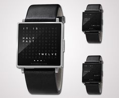 I guarantee that I am not cool enough to wear this watch, but I am willing to try.
