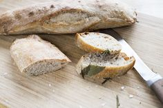 Bread with Herbs.