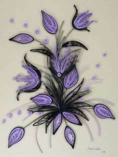 paper quilling pinterest - Google Search