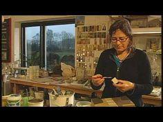 ▶ Keramiker Vibeke krog - YouTube