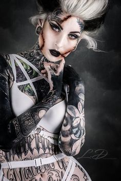 Model: Lusy Logan Photo: Laura Donohoe-photography Outfit: Little devil's creations Welcome to Gothic and Amazing | www.gothicandamazing.com