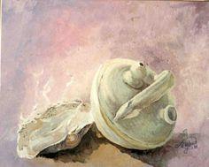 5000. NATURALEZA VIVA Nº 1. Óleo sobre lienzo. 33x41 cm. 1988