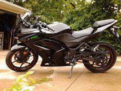 Own it! 2008 Kawasaki Ninja 250