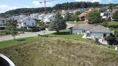 See Switzerland's super rich Oberwil-Lieli from the air with this drone footage.