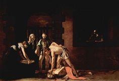 Caravaggio's The Beheading of Saint John the Baptist: