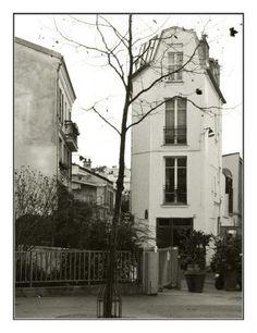 La Cité Leroy - Paris 20ème (octobre 2011)