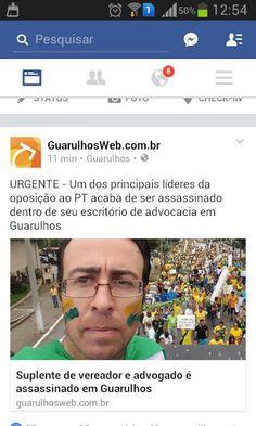 Daniel Corrêa: Vem pras ruas Brasil,em uma nova Marcha da Família...