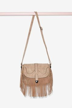 High Noon Fringe Crossbody Bag | Shop Accessories at Nasty Gal!